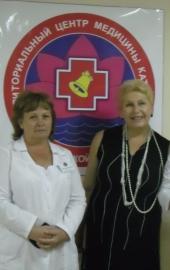 Встречи в Александро-Мариинской Больнице Астрахани, 2013