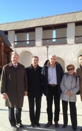 _ Встречи с руководителями Минздрава Астрахани