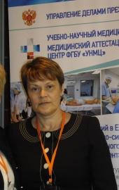 После выступления на сьезде РОСОМЕД, Москва, 2013