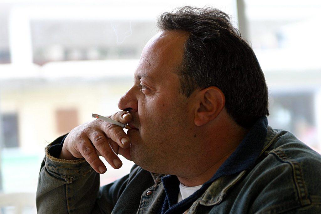 курение как фактор риска развития рака легких