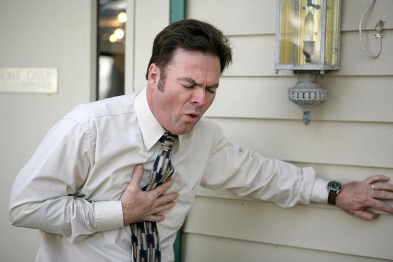 боль в груди при раке легких