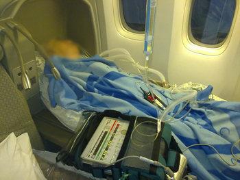 Медицинская авиа транспортировка больных