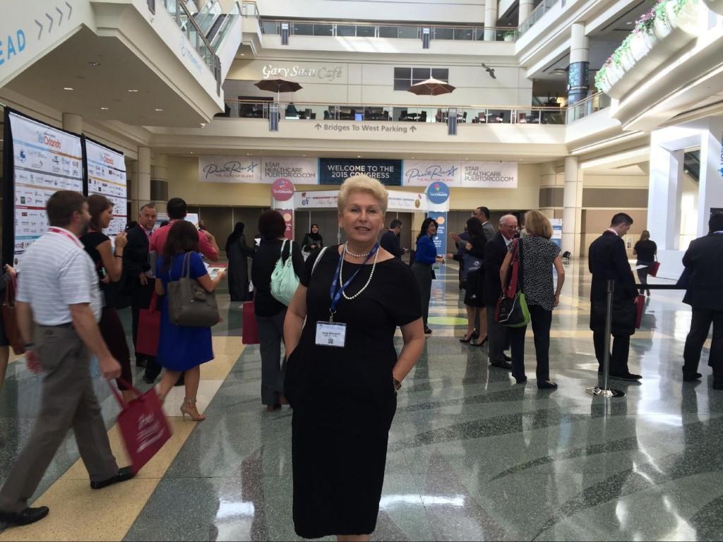Конгресс в Орландо, 2015 год