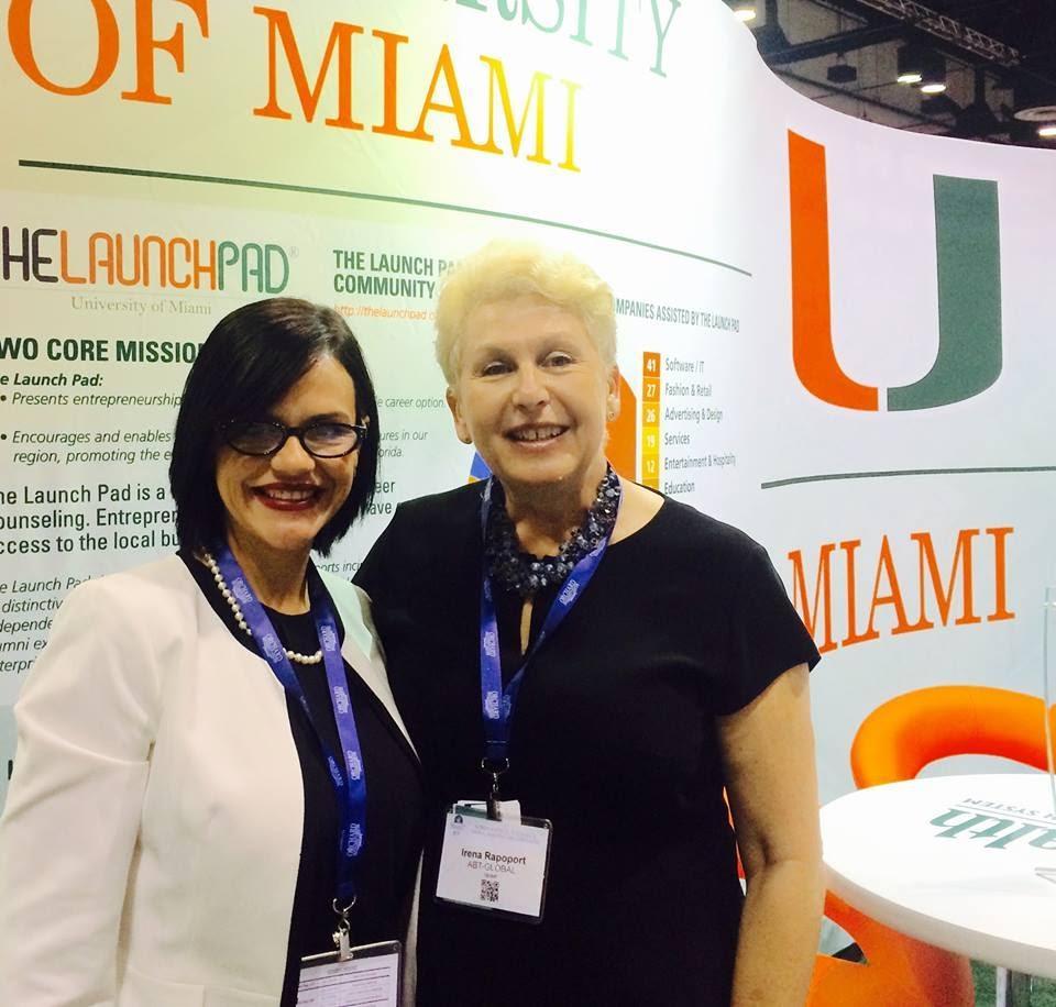 На конгрессе в Майами