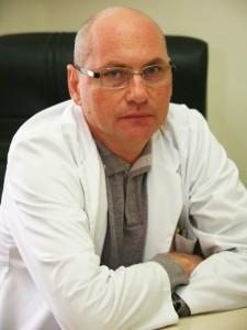 Игорь Реут, онколог