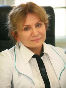 Зоя Шкляр, онколог