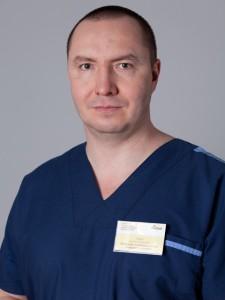 Сергей Байдо, онколог