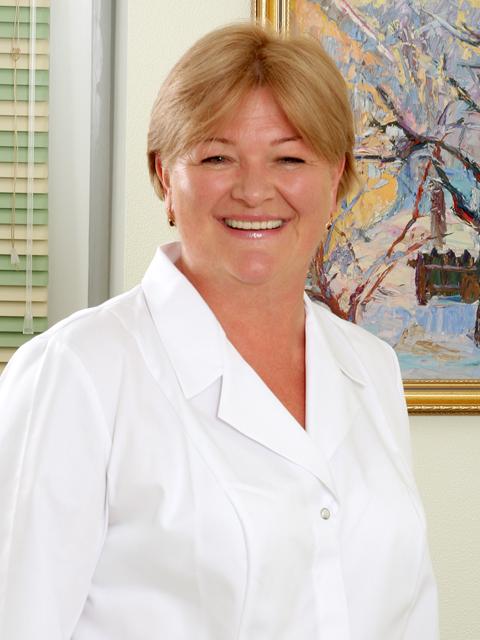 Доктор Винницкая Алла, онкогинеколог