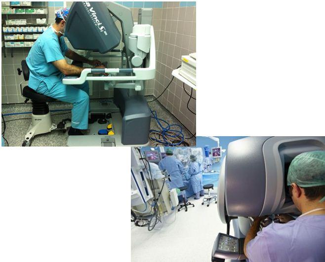 роботизированная операция на щитовидной железе