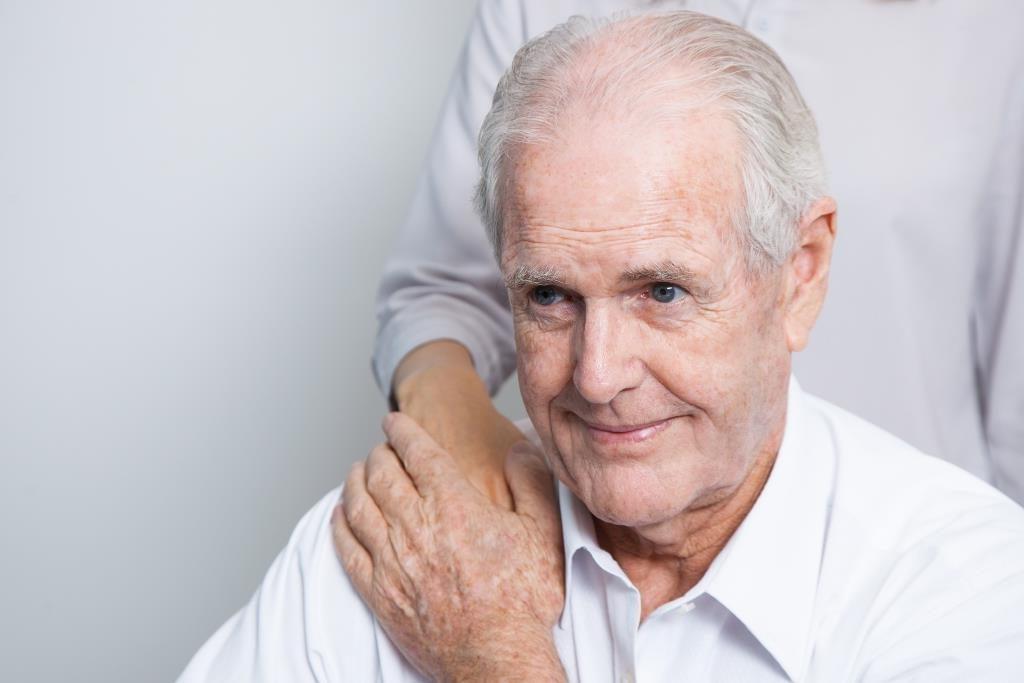 пациент с болезнью паркинсона