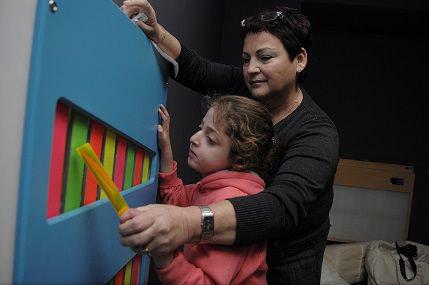 реабилитация детей с ограничениями