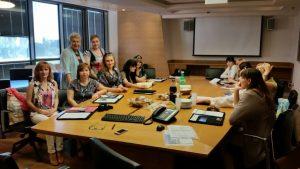 2016-Группа главных медсестер в Ассуте