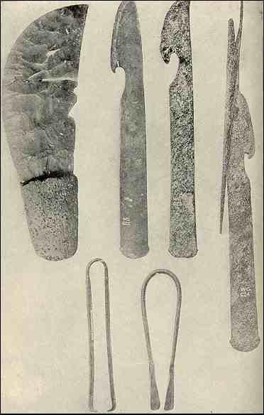 Хирургические инструменты в Древнем Египте