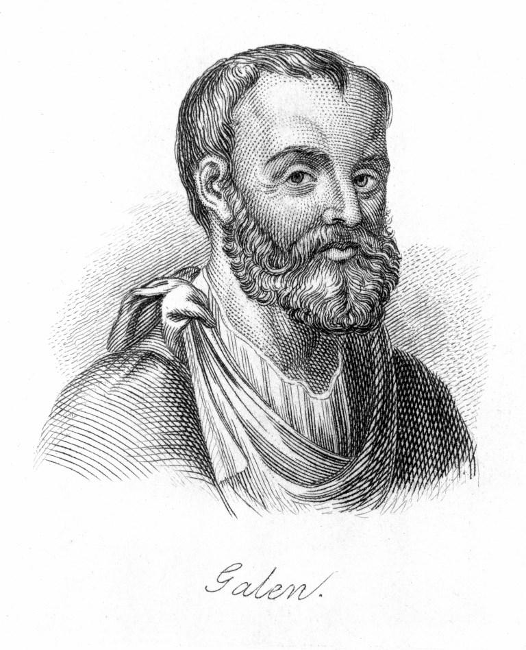 врач Древнего Рима Гален