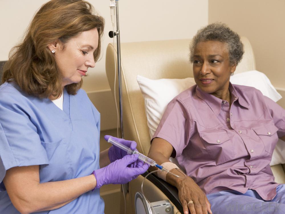 химиотерапия рака за границей
